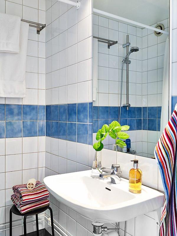 Cách bố trí nội thất cho căn hộ 25 mét vuông gọn gàng, xinh xắn 10