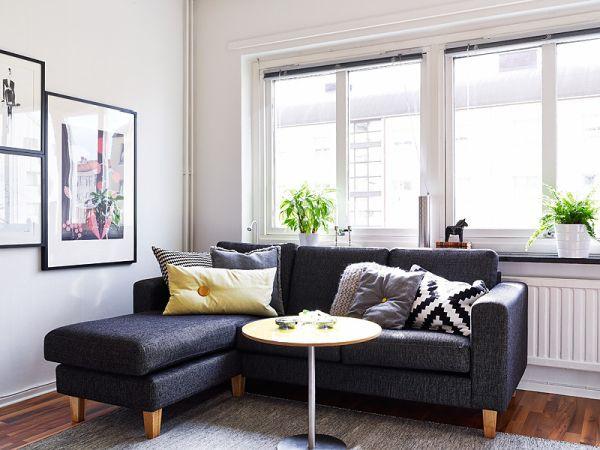 Cách bố trí nội thất cho căn hộ 25 mét vuông gọn gàng, xinh xắn 4