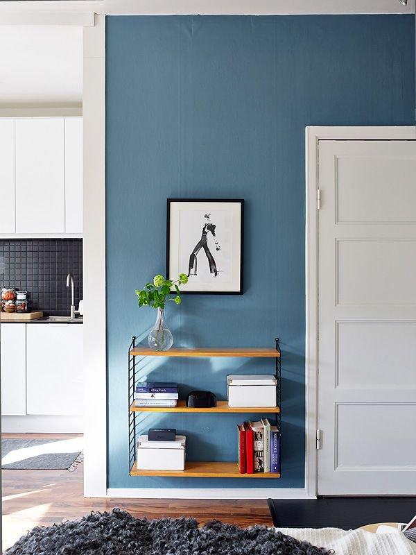 Cách bố trí nội thất cho căn hộ 25 mét vuông gọn gàng, xinh xắn 8