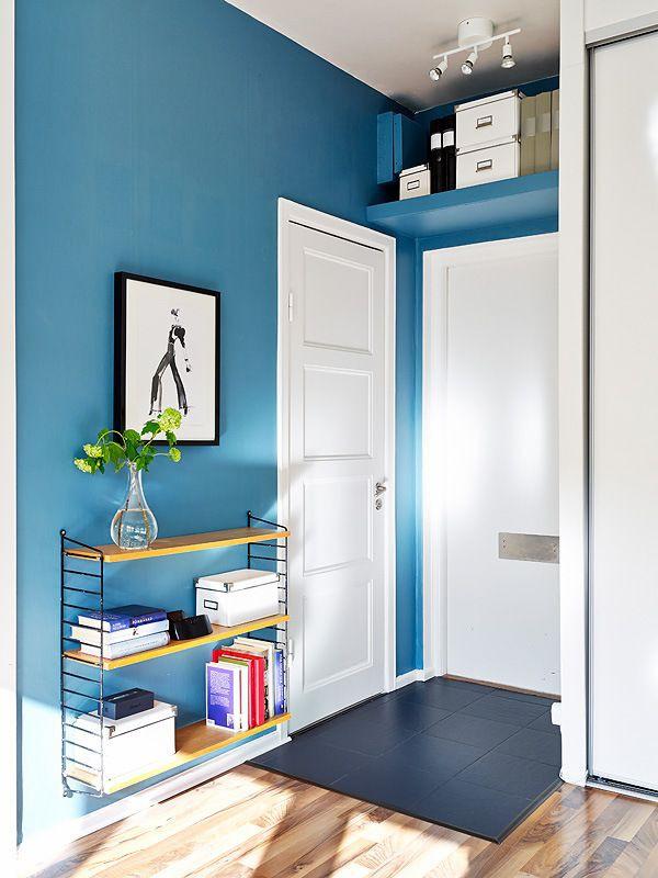 Cách bố trí nội thất cho căn hộ 25 mét vuông gọn gàng, xinh xắn 9