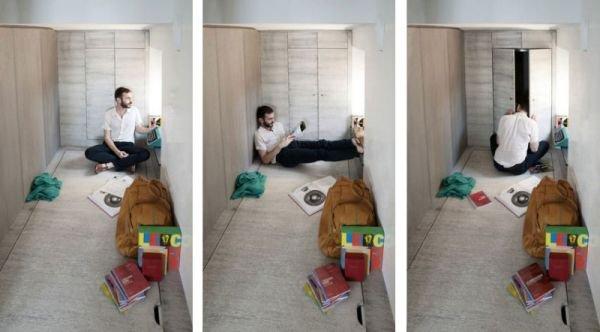 Ngắm căn hộ nhỏ nhưng tiện nghi của chàng độc thân 7