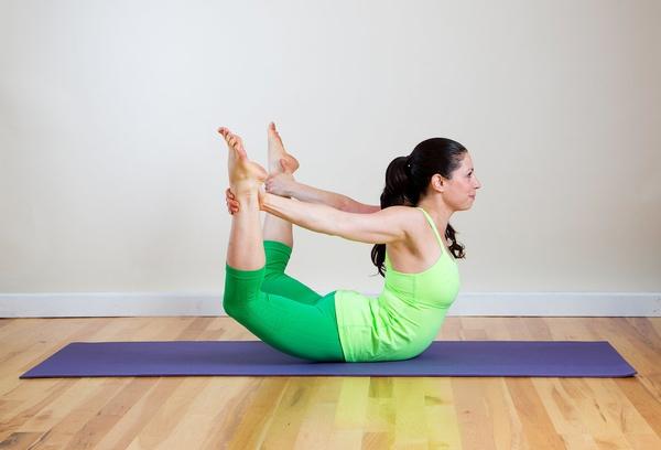 5 tư thế yoga giúp bạn luôn khỏe, ít bị cảm lạnh 5