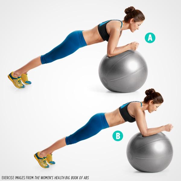 4 động tác giúp vùng bụng thon gọn bạn nên luyện tập  2