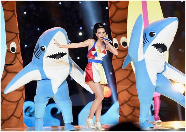 Bí quyết giữ gìn vóc dáng của nữ ca sĩ Katy Perry 2