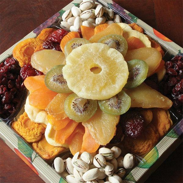 tác hại khi ăn nhiều trái cây sây khô 1