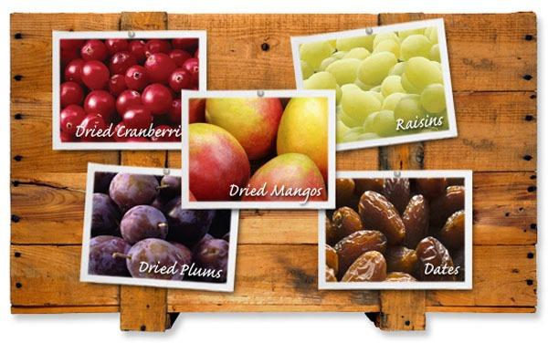 tác hại khi ăn nhiều trái cây sây khô 2