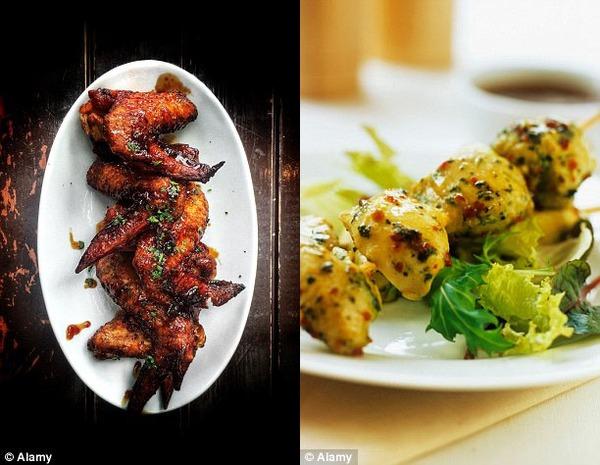 thay thế ăn uống để tránh tăng cân 3