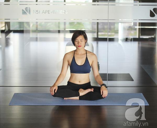 kĩ thuật thở giúp giảm cân 1