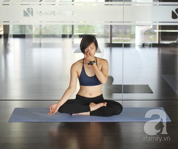 kĩ thuật thở giúp giảm cân 2