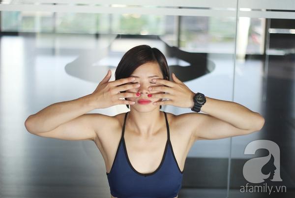 kĩ thuật thở giúp giảm cân 4