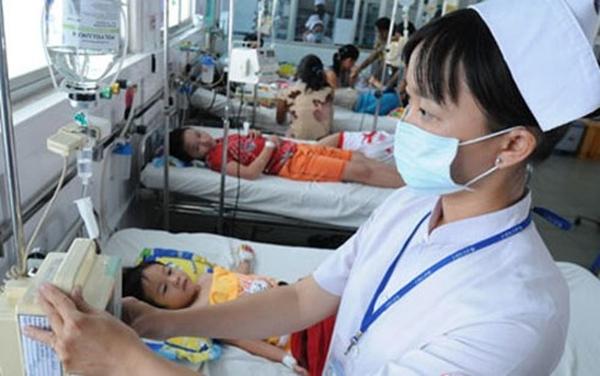 sốt xuất huyết dễ nhầm sốt phát ban