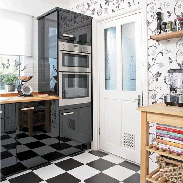 Mê mẩn với những phòng bếp màu sắc rực rỡ  3