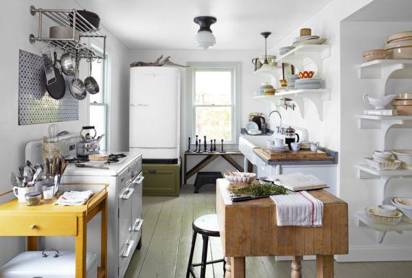 Trắng - Gam màu hot dành cho phòng bếp năm 2014 10
