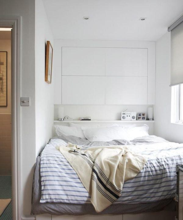 Tiết kiệm diện tích phòng ngủ nhờ lưu trữ thông minh ở đầu giường 1