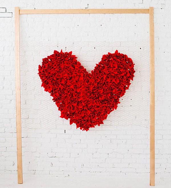 Tự tay trang trí góc lãng mạn cho Valentine thêm ngọt ngào 2