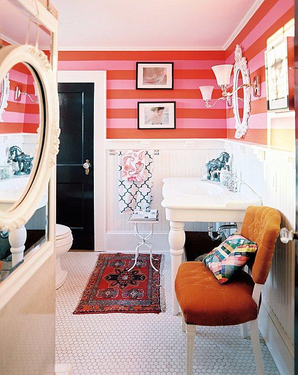 5 ý tưởng cực dễ để làm mới phòng tắm  1