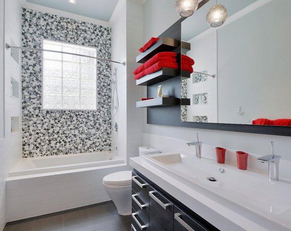 5 ý tưởng cực dễ để làm mới phòng tắm  8