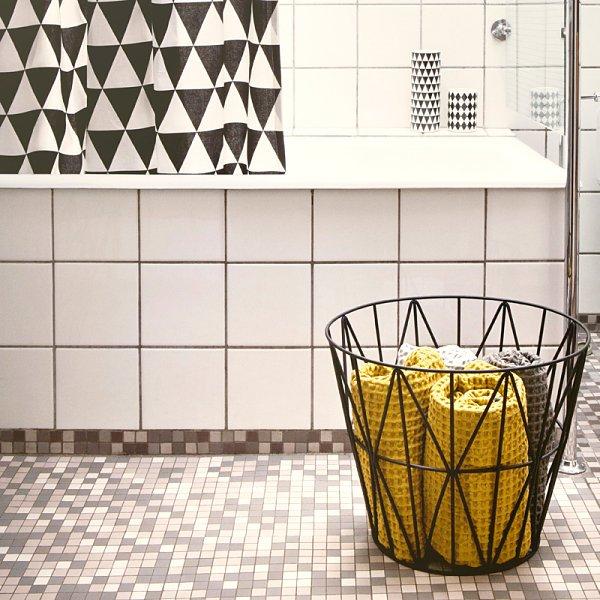 5 ý tưởng cực dễ để làm mới phòng tắm  4