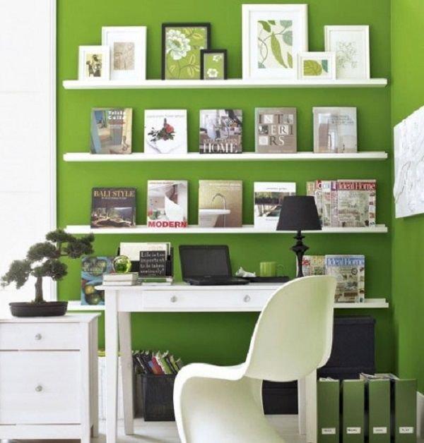 8 cặp màu sắc tuyệt vời cho phòng làm việc 3