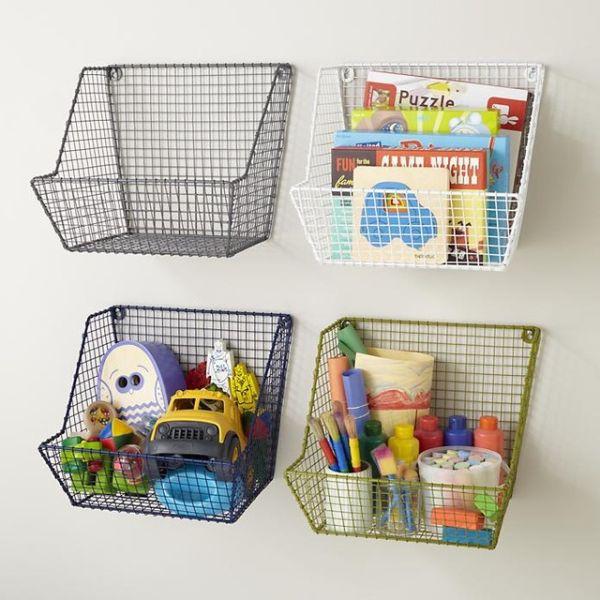 8 ý tưởng lưu trữ đồ chơi giúp phòng bé luôn gọn gàng 1
