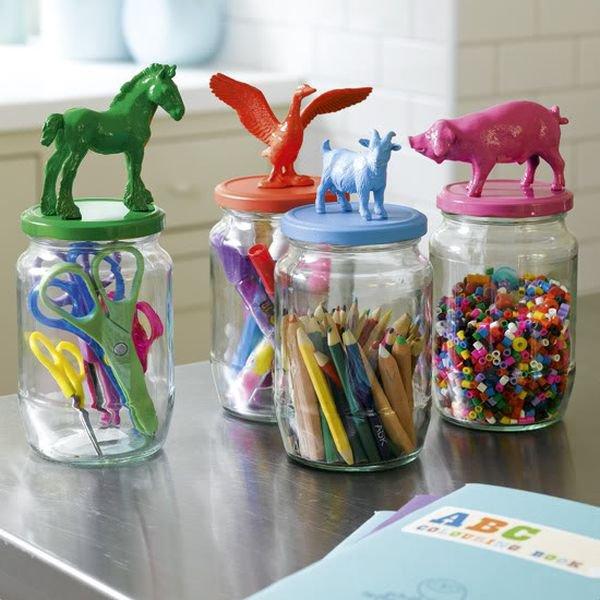 8 ý tưởng lưu trữ đồ chơi giúp phòng bé luôn gọn gàng 5