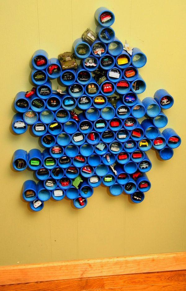 8 ý tưởng lưu trữ đồ chơi giúp phòng bé luôn gọn gàng 7
