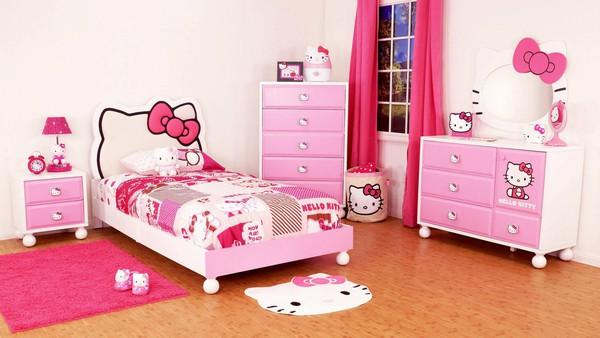 Không gian sống ngọt ngào hơn nhờ... chú mèo Hello Kitty 1