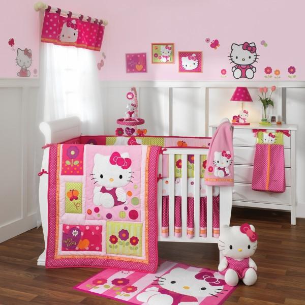 Không gian sống ngọt ngào hơn nhờ... chú mèo Hello Kitty 2