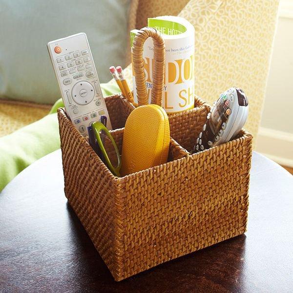 Mẹo lưu trữ thông minh cho tiền sảnh và phòng khách 7