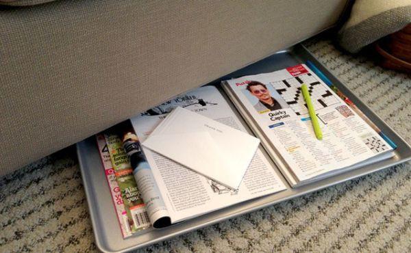 Mẹo lưu trữ thông minh cho tiền sảnh và phòng khách 6