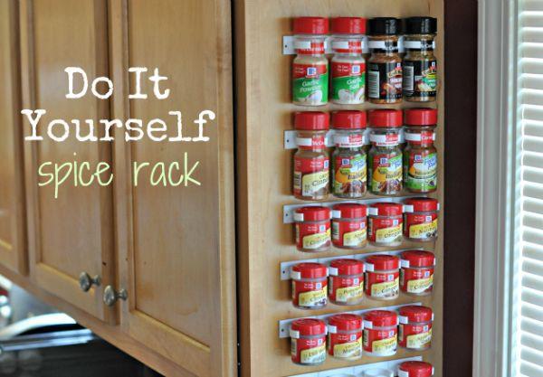 Phòng bếp gọn gàng nhờ mẹo lưu trữ, sắp xếp sáng tạo 3