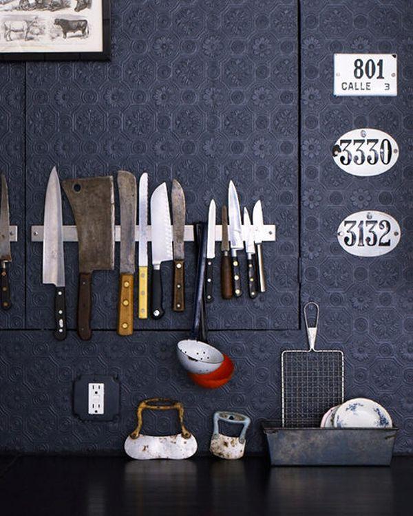 Phòng bếp gọn gàng nhờ mẹo lưu trữ, sắp xếp sáng tạo 11