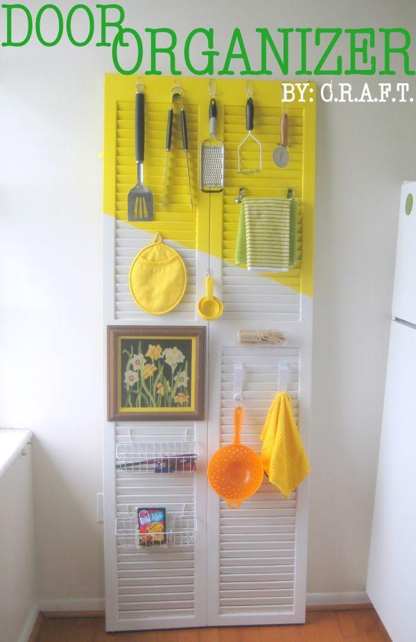 Phòng bếp gọn gàng nhờ mẹo lưu trữ, sắp xếp sáng tạo 12