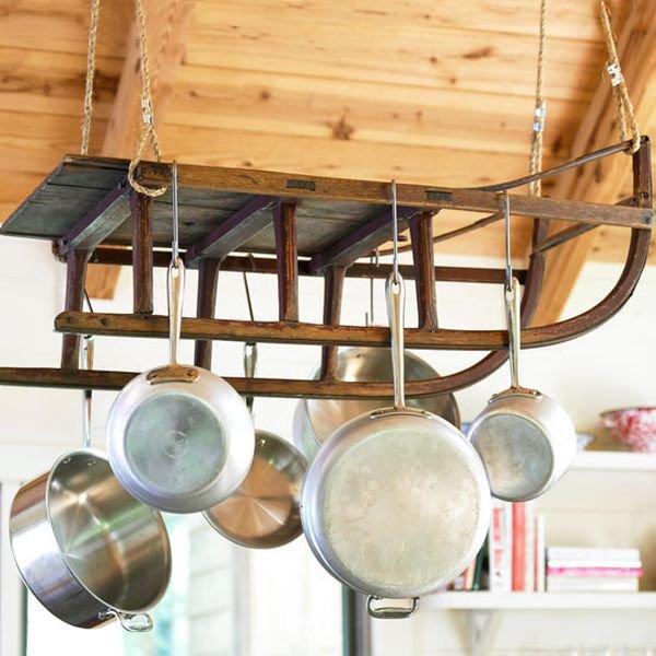 Phòng bếp gọn gàng nhờ mẹo lưu trữ, sắp xếp sáng tạo 14