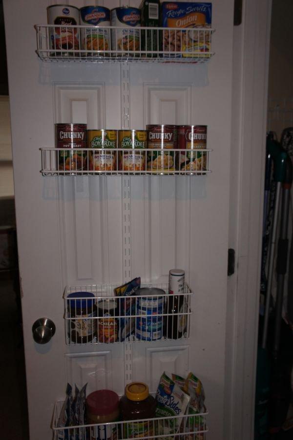 Phòng bếp gọn gàng nhờ mẹo lưu trữ, sắp xếp sáng tạo 4