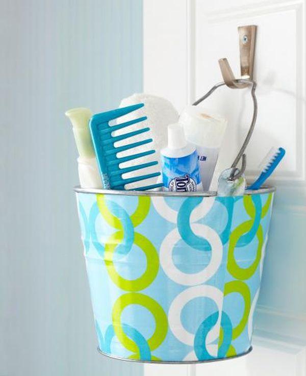 4 mẹo lưu trữ hoàn hảo cho phòng tắm nhỏ 8