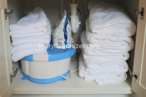 4 mẹo lưu trữ hoàn hảo cho phòng tắm nhỏ 2