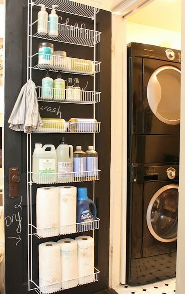 4 mẹo lưu trữ hoàn hảo cho phòng tắm nhỏ 9