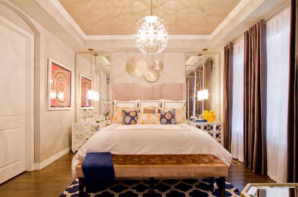Gợi ý cách chọn đèn ngủ cho không gian nghỉ ngơi 4