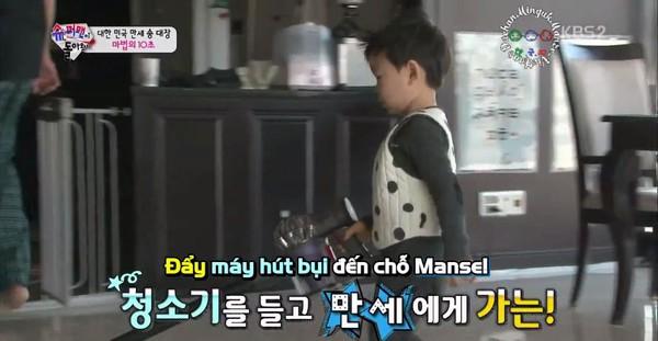 10 giây thần kỳ Daehan Minguk Manse