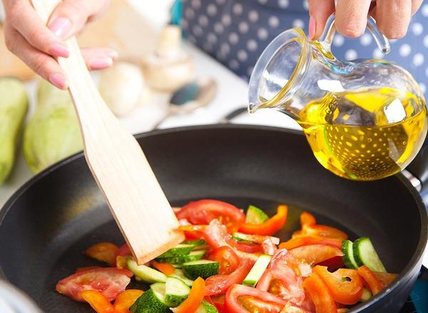 gia vị và dầu ăn