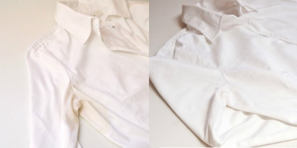 tẩy trắng nách áo