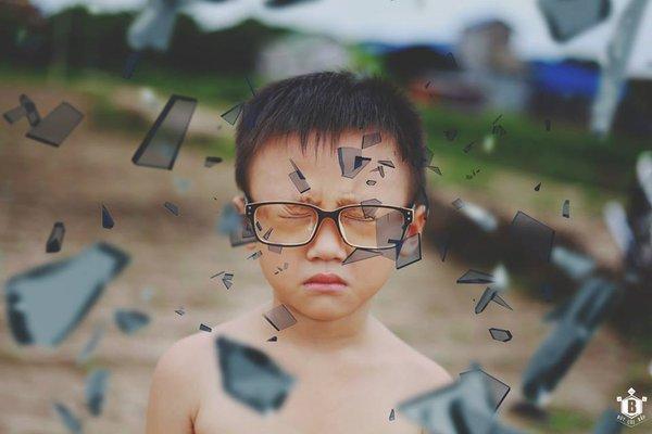 Bộ ảnh cận thị
