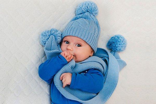 Chăm sóc sức khỏe của bé trong mùa đông