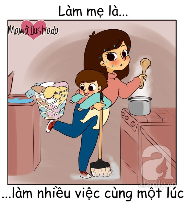 Làm mẹ