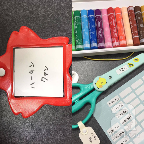 Học mầm non ở Nhật