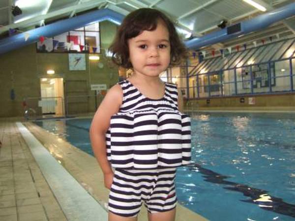 Áo bơi trợ nổi
