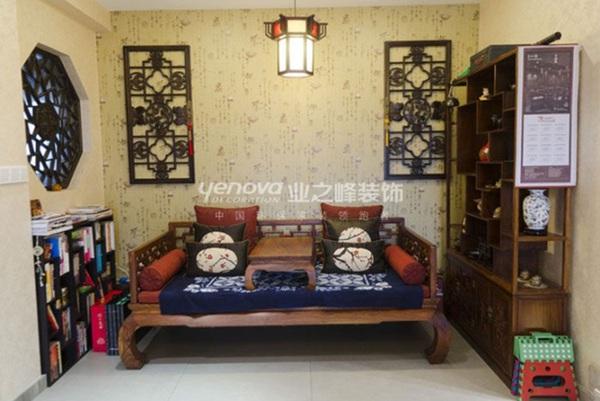 3 ý tưởng bài trí phòng khách theo phong cách Trung Hoa 1
