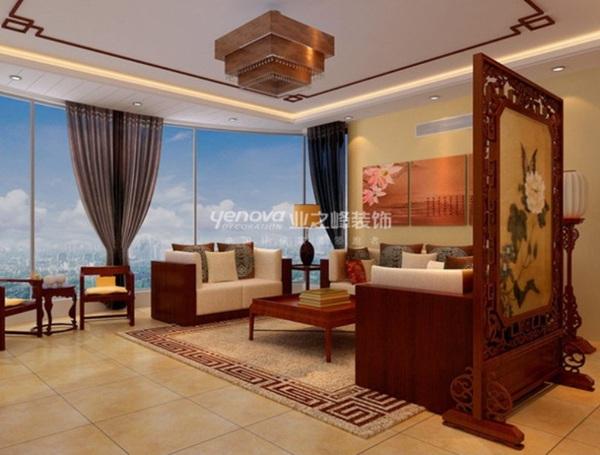 3 ý tưởng bài trí phòng khách theo phong cách Trung Hoa 4