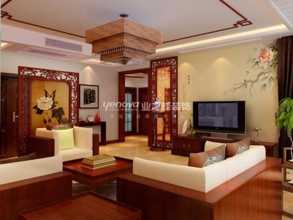 3 ý tưởng bài trí phòng khách theo phong cách Trung Hoa 5